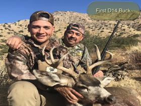 First D14 Buck