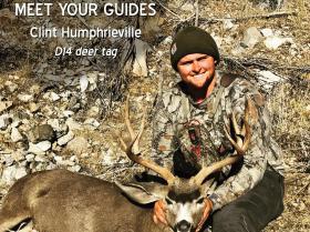 Meet Your Guides: Clint Humphrieville