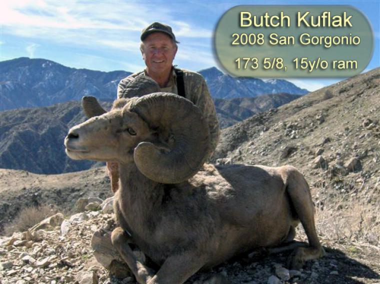 Hall of Fame: 2008 Butch Kuflak Governor Tag