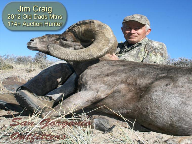 Hall of Fame: 2012 Jim Craig 174+