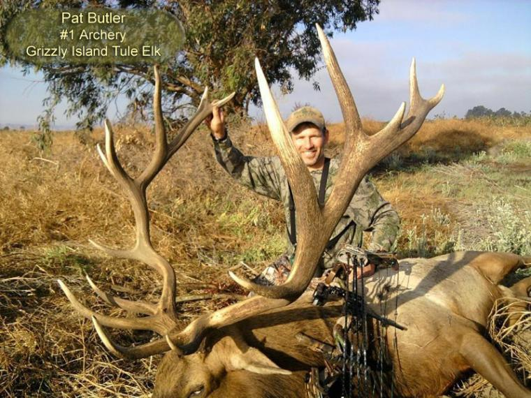 Hall of Fame: 2011 Pat Butler #1 Archery