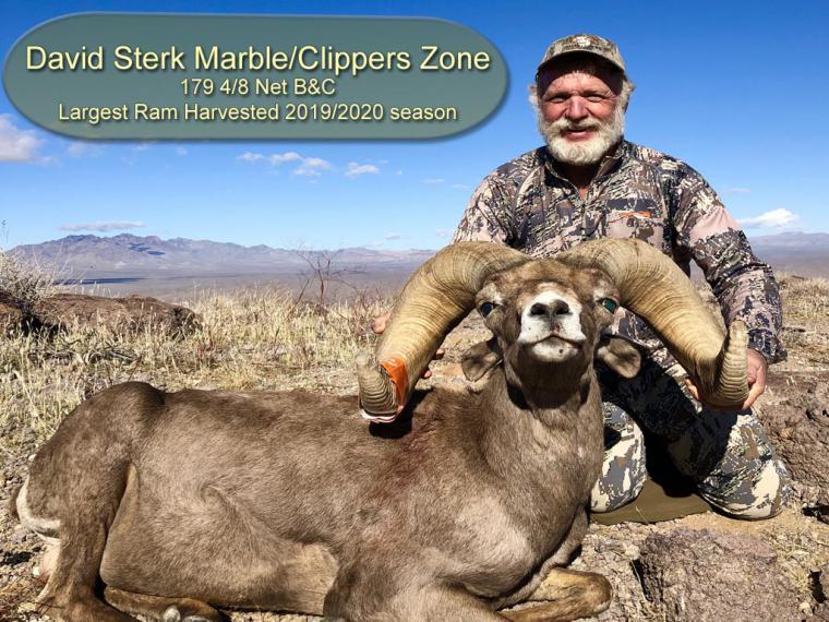 Hall of Fame: 2019 David Sterk Largest Ram