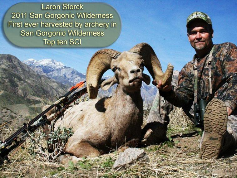 Hall of Fame: 2011 Laron Storck First Archery