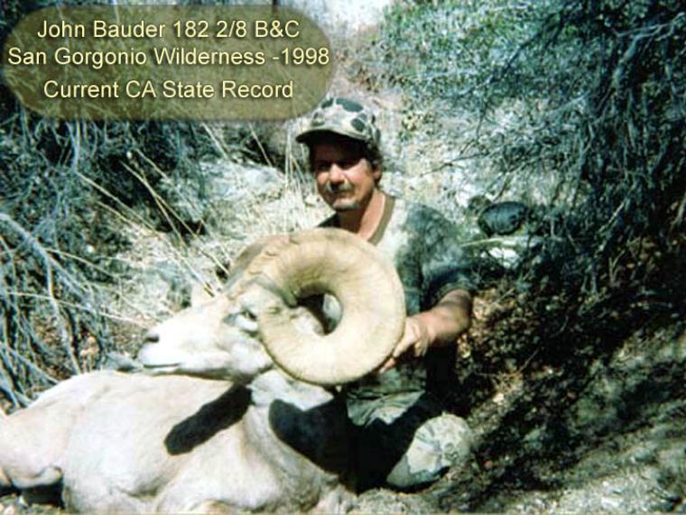 Hall of Fame: 1998 John Bauder State Record