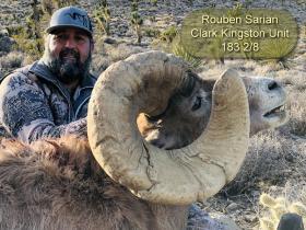 Rouben Sarian - Clark Kingston Unit - 183 2/8