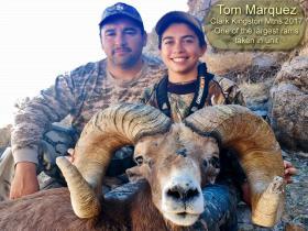 Tom Marquez Clark Kingston Mtns 2017