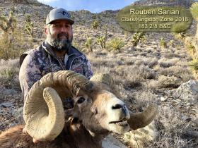 Hall of Fame: 2018 Rouben Sarian 183 2/8