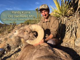 Randy Kulina 2016 Old Dad Kelso
