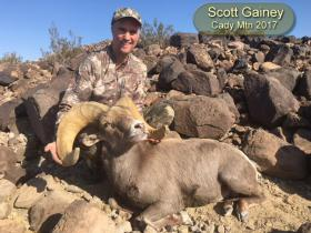 Scott Gainey Cady Mtn 2017