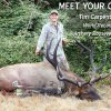 Tim Carpenter - World Record Archery Roosevelt Elk